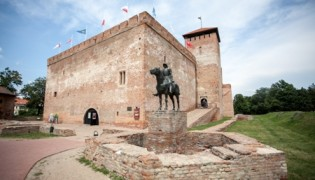 The Medieval Gyula Castle & Bastion